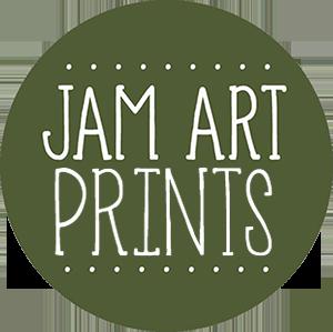 Jam Art Prints